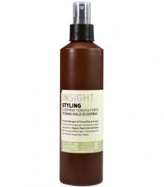 INSIGHT Лак-эко сильной фиксации для волос, с хлопковым маслом / STYLING STRONG HOLD ECOSPRAY 250 мл