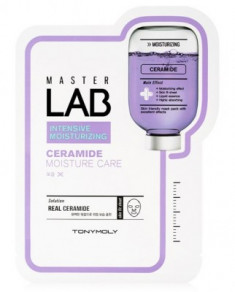Маска для лица с керамидами TONY MOLY Master Lab ceramide mask sheet 19г
