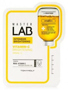 Тканевая маска с витамином С TONY MOLY Master Lab vitamin C mask sheet 19г