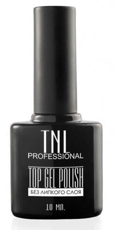 TNL PROFESSIONAL Закрепитель без липкого слоя для гель-лака 10 мл