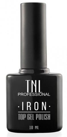 TNL PROFESSIONAL Закрепитель для гель-лака / Iron Top 10 мл
