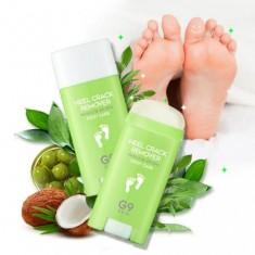 бальзам для ног увлажняющий berrisom g9 heel crack remover