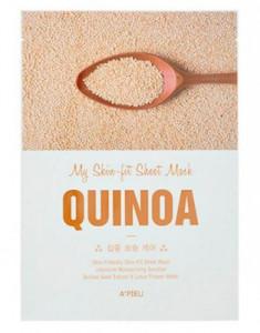 Тканевая маска с киноа A'PIEU My Skin-Fit Sheet Mask Quinoa 25г