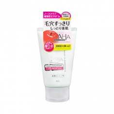 AHA Sensitive Пенка для лица очищающая с фруктовыми кислотами, 120 г АНА