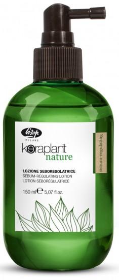LISAP MILANO Лосьон себорегулирующий / Keraplant Nature Sebum-Regulating Lotion 150 мл