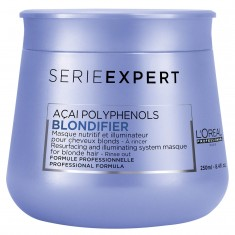 L'OREAL PROFESSIONNEL Маска для сияния осветленных и мелированных волос / Blondifier 250 мл LOREAL PROFESSIONNEL