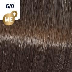 WELLA PROFESSIONALS 6/0 краска для волос, темный блонд натуральный / Koleston Perfect ME+ 60 мл