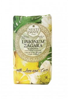 NESTI DANTE Мыло Лимонный цветок / Limonum Zagara 250 г