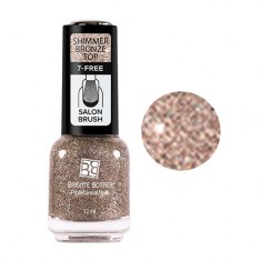 Brigitte Bottier, Топ для лака Shimmer Bronze, 12 мл