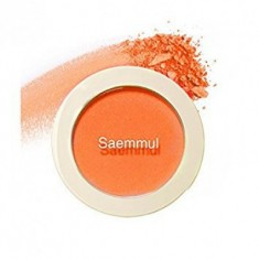 Румяна THE SAEM Saemmul Single Blusher OR02 Selfie Orange 5гр