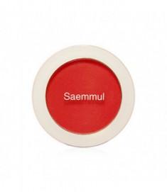 Румяна THE SAEM Saemmul Single Blusher RD04 Carot Red 5гр