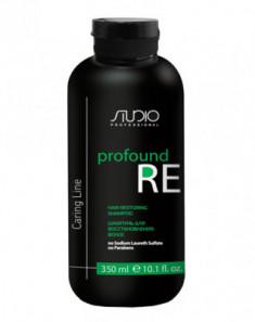 Шампунь для восстановления волос Kapous Caring Line Profound Re 350мл