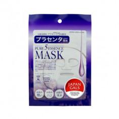 Маска с плацентой Japan Gals Pure5 Essential 1 шт
