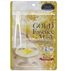 Маска с золотым составом JAPAN GALS Essence Mask 7шт