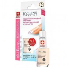 Eveline профессиональный препарат активизирующий рост ногтей 12мл