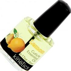 Kinetics, масло для ногтей и кутикулы, лимон, 5 мл