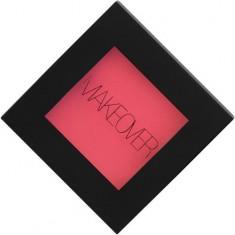 Makeover, single blush, румяна для лица, peach, 4,5 г