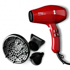Mark shmidt фен компакт ион+керамика 2200вт №6611 + диффузор красный