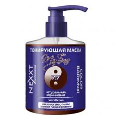 Nexxt, тонирующая маска, 7.7, натуральный коричневый, 320 мл