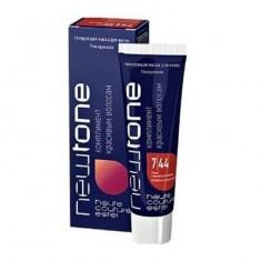 тонирующая маска для волос estel newtone 7/44русый медный интенсивный 60 мл. Estel Professional