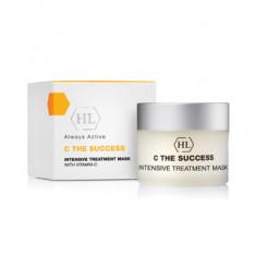 Маска интенсивная лечебная с витамином С Holy Land C the Success Mask 50 мл