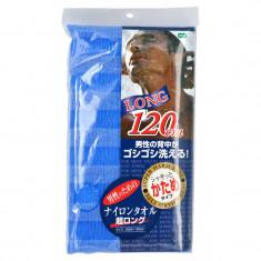 мочалка для тела сверхжесткая ohe corporation nylon towel ultra long