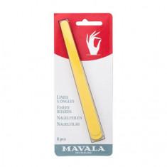 Mavala, Набор двусторонних пилок на деревянной основе