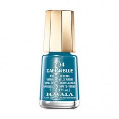 Mavala, Лак для ногтей №134, Caftan Blue