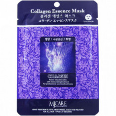 Маска тканевая коллаген Mijin Collagen Essence Mask 23гр