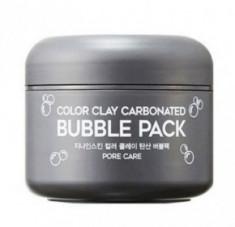 Маска для лица глиняная пузырьковая Berrisom G9 SKIN Color Clay Carbonated Bubble Pack 100мл