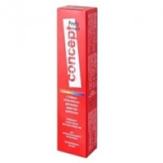 Concept Permanent Color Cream Ash Blond - Крем-краска для волос, тон 7.1 Пепельный светло-русый, 60 мл