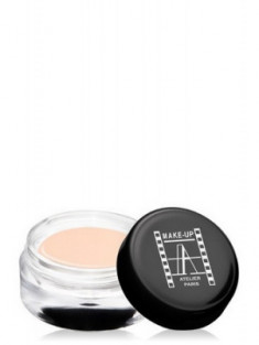 Гель-камуфляж корректирующий водоустойчивый Make-Up Atelier Paris A0 CGA0 с розовинкой розовый тон 3,5 г