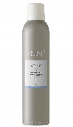 KEUNE Лак для волос софт / STYLE SOFT SET SPRAY 300 мл