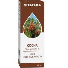 Витатека Масло Сосна эфирное 10мл Vitateka