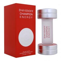 DAVIDOFF CHAMPION ENERGY Туалетная вода мужская 50мл