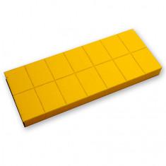 ruNail, Баф мини, желтый, 100/180