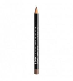 NYX PROFESSIONAL MAKEUP Карандаш для губ Slim Lip Pencil - Espresso 820
