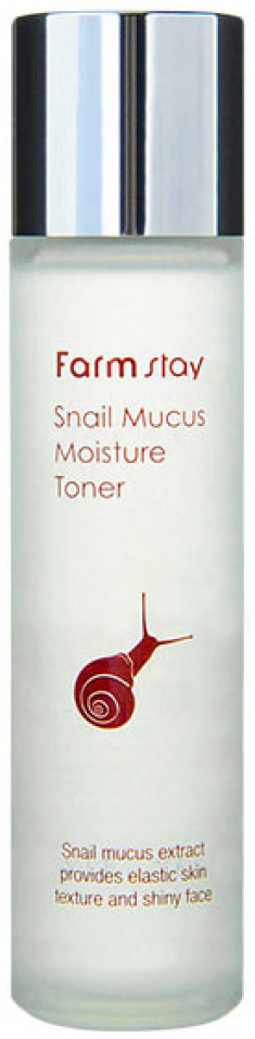 FARMSTAY Тонер увлажняющий с муцином улитки / SNAIL MUCUS 150 мл