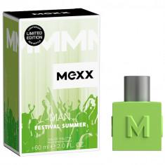 MEXX FESTIVAL SUMMER Туалетная вода мужская 60мл