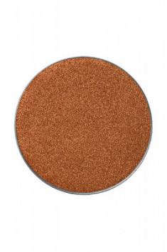 Тени пастель компактные сухие Make-Up Atelier Paris PL23 золотисто-бронзовый, запаска 3,5 гр
