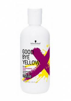 Шампунь Нейтрализующий Schwarzkopf Professional Goodbye Yellow 300 мл