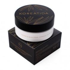 Koreatida, Патчи для глаз Peptide&Black Pearl, 60 шт.