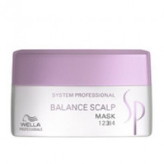 Wella SP Balance Scalp Mask - Маска для чувствительной кожи головы 200 мл Wella System Professional