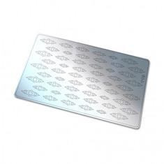 Freedecor, Металлизированные наклейки №119, серебро