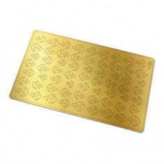 Freedecor, Металлизированные наклейки №128, золото