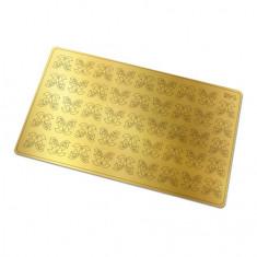 Freedecor, Металлизированные наклейки №146, золото
