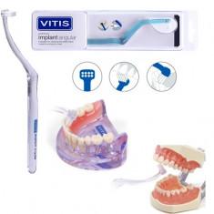 Dentaid Зубная щетка VITIS Implant Angular