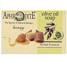 Aphrodite Мыло оливковое с медом 100 г