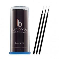 Lash B, Аппликаторы для ламинирования ресниц, размер S, 100 шт. Lash Botox