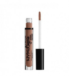 NYX PROFESSIONAL MAKEUP Блеск для губ Lip Lingerie Shimmer - Sable 05